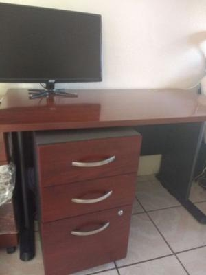 Vendo paquete económico de muebles para oficina