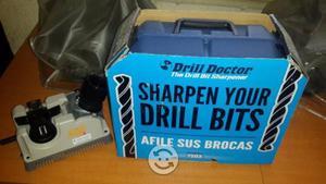 Afiladora de brocas DrillDoctor, nueva