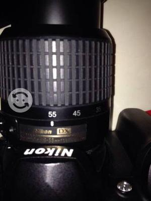 Camara Nikon D50 Reflex Digital