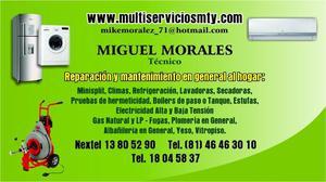 ELECTRICISTA - Anuncio publicado por Multiservicios