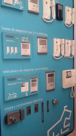 Interfon reparaciones para todas las marcas