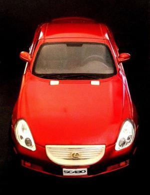 LEXUS SC430 convertible