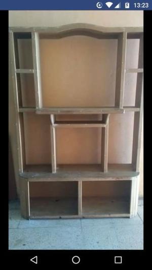 Mueble de TV $650 madera