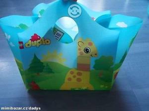Paquete de 20 bolsas lego duplo