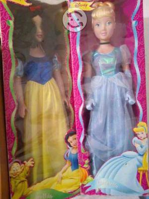 Princesas disney de casi un metro
