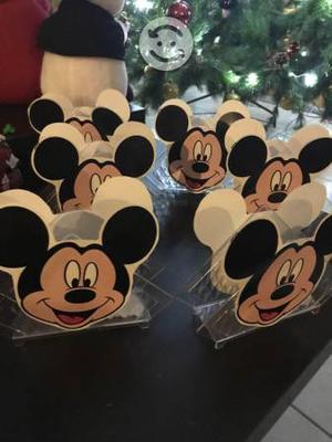 Servilleteros de Mickey Mouse