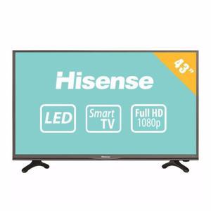 TV Hisense 43″ 4k UHD (ultra HD) SMART TV Led– K300