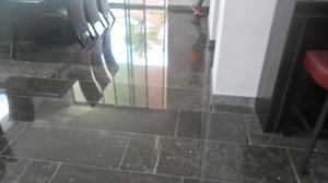 pulido de pisos rebrillado y cristalizado