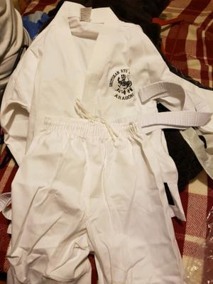 Uniforme de karate