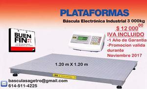 basculas electronicas agetro