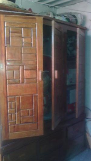 Closet de madera