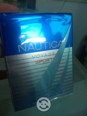Perfume Nautica Voyage sport nuevo original 100 ml