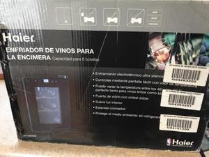 Refrigerador para Vinos Nuevo