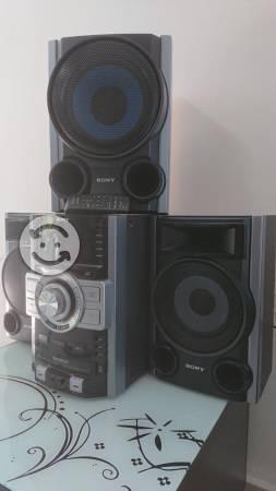 Se vende estéreo sony