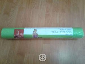 Tapete de yoga nuevo