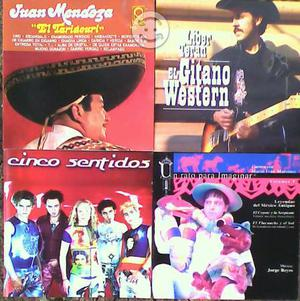 Juan Mendoza, Liber Teran, 5 Sentidos, Jorge Reyes