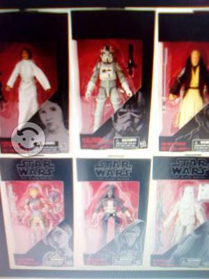 Star wars black series serie completa