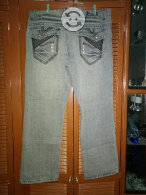 5 pantalones mezclilla tallas 40 y 42 p/caballero