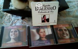 CD Lupita Dalessio coleccion