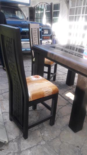 comedor 4 sillas en precio de buen fin