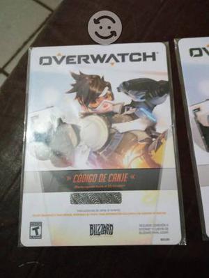 Juegos Overwatch para PC