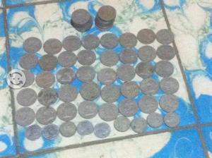 Monedas antiguas de  a