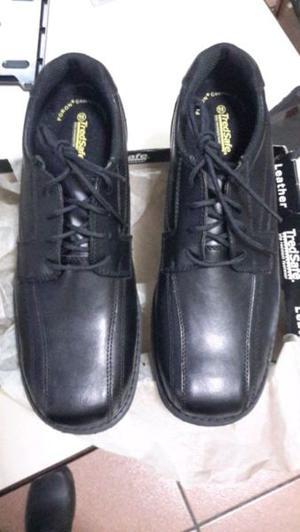 Zapato Hombre TredSafe color Negro Talla 11 (USA) 10 (Mex)