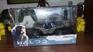 Halo figura Warthog con spartan mcfarlane