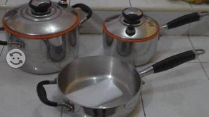 Bateria de cocina ROYAL PRESTIGE de 5 piezas