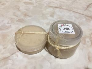 Jabón de arroz natural