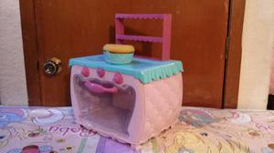 Mini cocinita de las princesas cocinita para niños