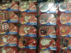 Naves Star Wars hot Wheels