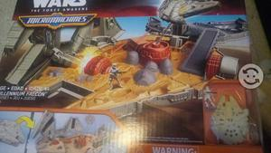 Naves micromachines