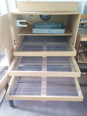incubadoras automaticas para aves de 400 huevos $