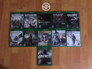 Lote de Juegos para Xbox One