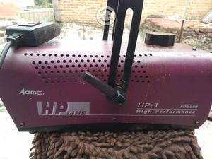 Maquina de humo para (DJ) funcionando al 100