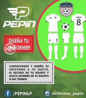Uniformes Deportivos PEPIN