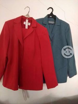 Vendo 6 trajes en buen estado