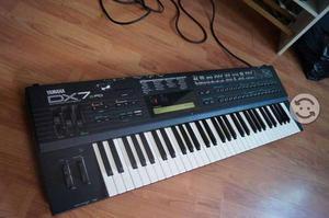 Yamaha dx7 teclado