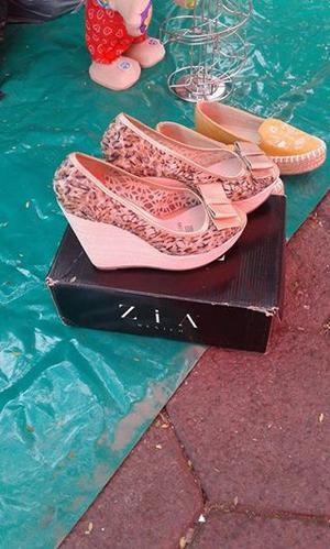 zapatos alpargatas