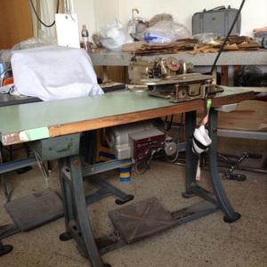 Máquina de coser dobladillo