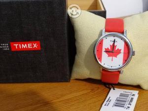 Reloj timex canada,luz,unisex,nuevo y original,qge