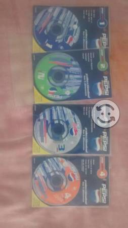 Discos de colección pepcd's ¡Ultima semana!