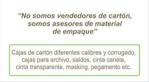 Green Empack (cajas de carton)