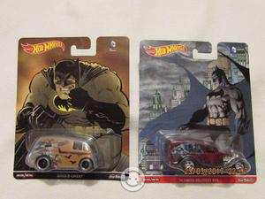 Hot Wheels Retro DC