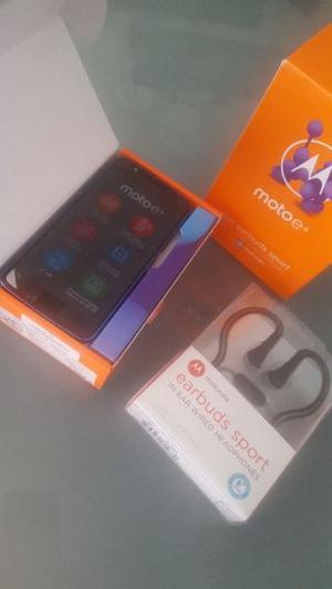 """Motorola E4 """"NUEVO"""" en su caja, todo original"""