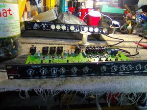 Reparación de equipo de audio profesional bocinas