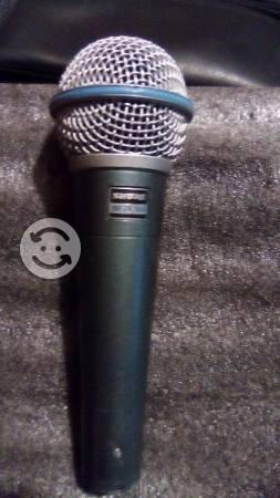 Microfono Shure Beta SM 58 A