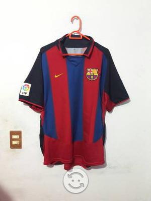 Jersey Playera Nike Fc Barcelona  Talla M