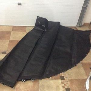 Malla de repuesto para trampolin, cama elástica de